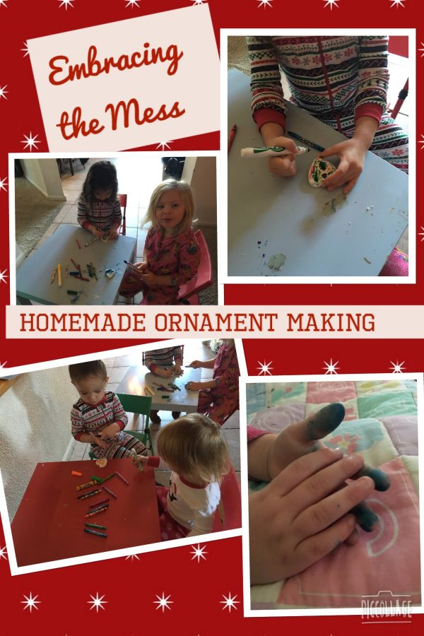 Easy Homemade Ornament Modeling Clay