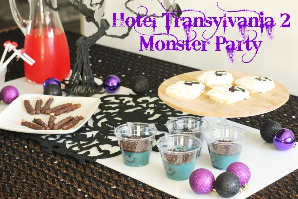 Hotel transylvania 2 monster party clever housewife for Hotel transylvania 2 decorations