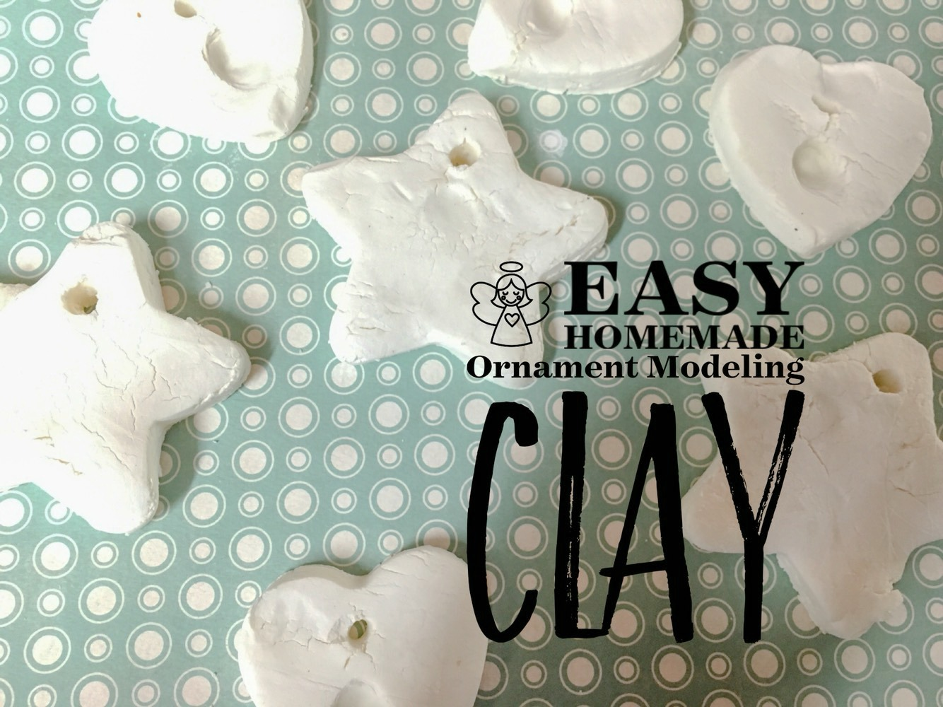 how to make easy homemade modeling clay