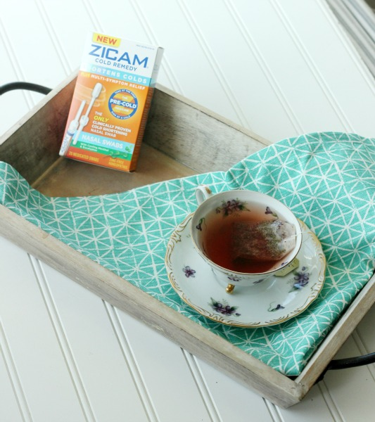 Zap the Cold with Zicam