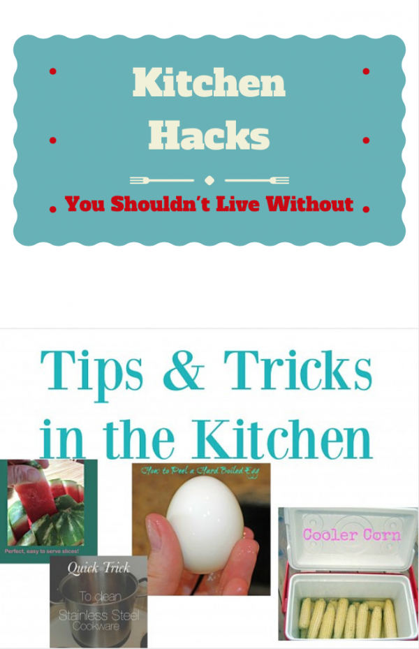 Kitchen Tips & Tricks Delivery