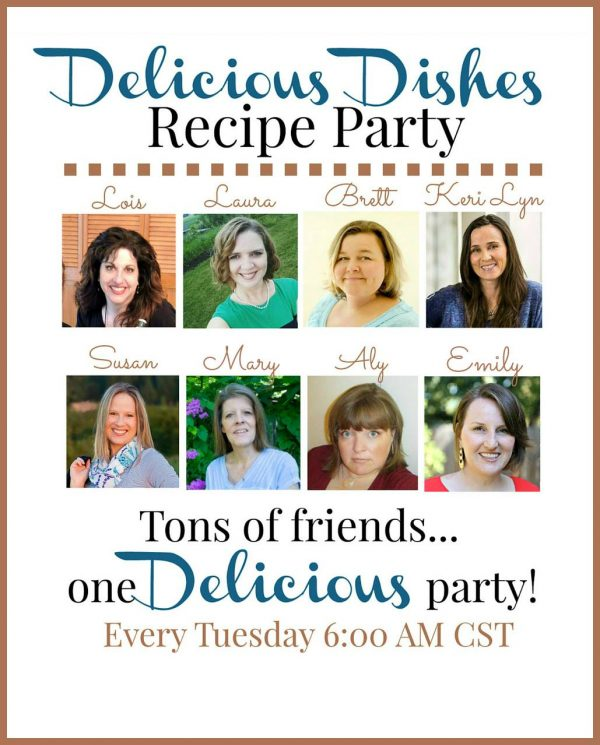 Delicious Dishes Recipes Party