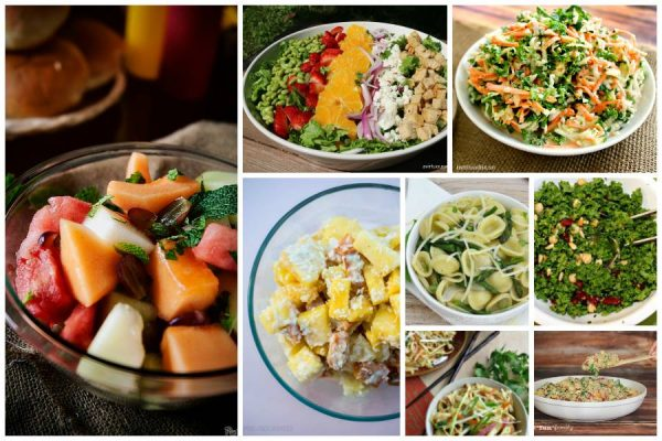 Delicious Dishes Favorite Salad Recipes