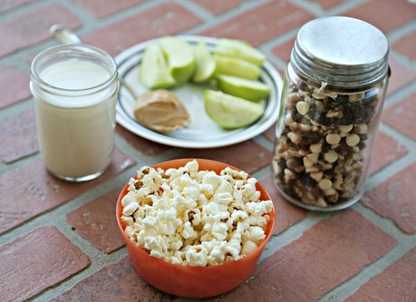 Easy After School Snacks Kids Can Make Themselves