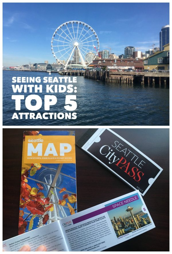 Seeing Seattle with Kids: The Top 5 Attractions You Need to See!