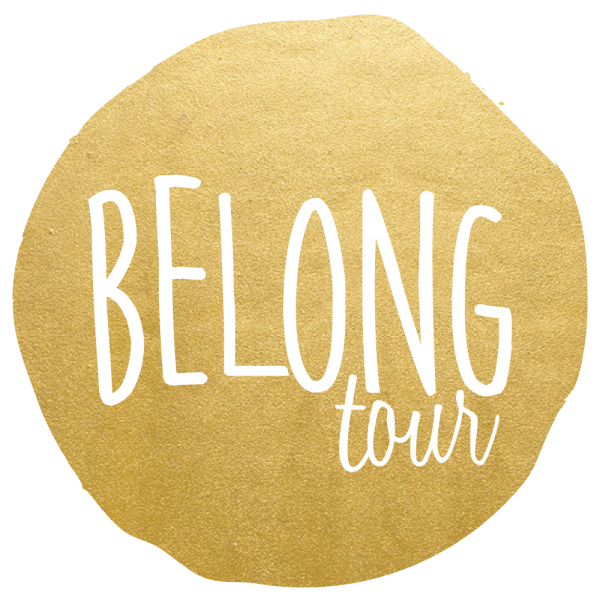 Get your batteries recharged during the BELONG Tour
