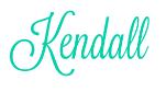 Kendall signature