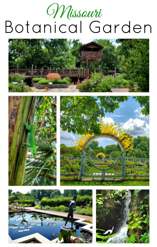 The Top 5 Attractions in St. Louis: #4 is the Missouri Botanical Garden