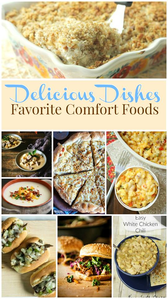 Host Favorites from Party Number 38: Comfort Foods