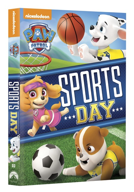 PAW Patrol: Sports Day!