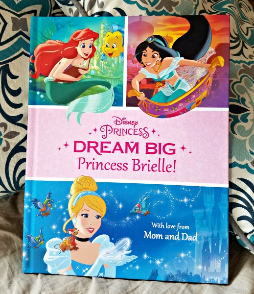 Put Me In The Story with Disney's Dream Big Princess Book
