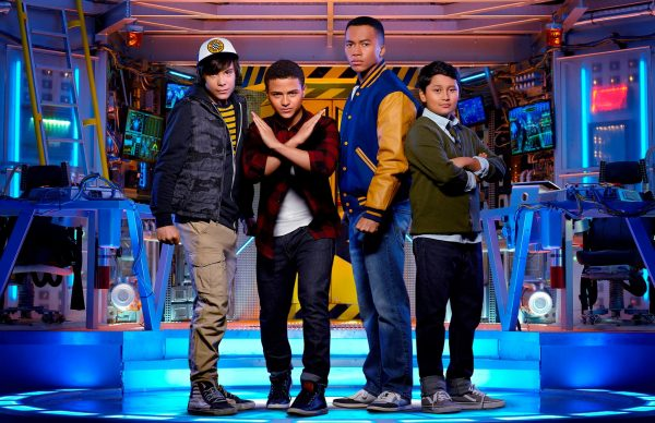 Live-Action Sci-Fi Adventure with Disney Channel MECH-X4
