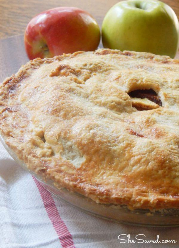Easy Homemade Apple Pie 63