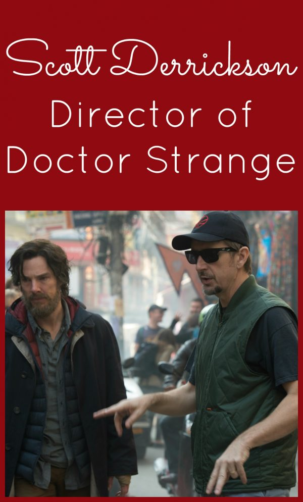Doctor Strange Director Scott Derrickson talks on making the Marvel film