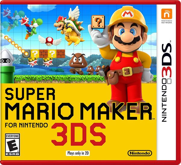 Super Mario Maker for 3DS
