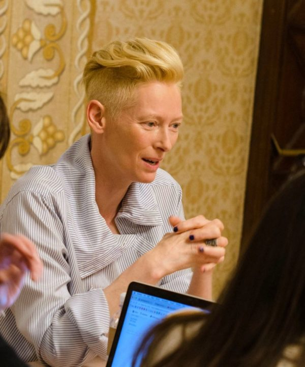 Tilda Swinton Talks on her role as The Ancient One in Doctor Strange