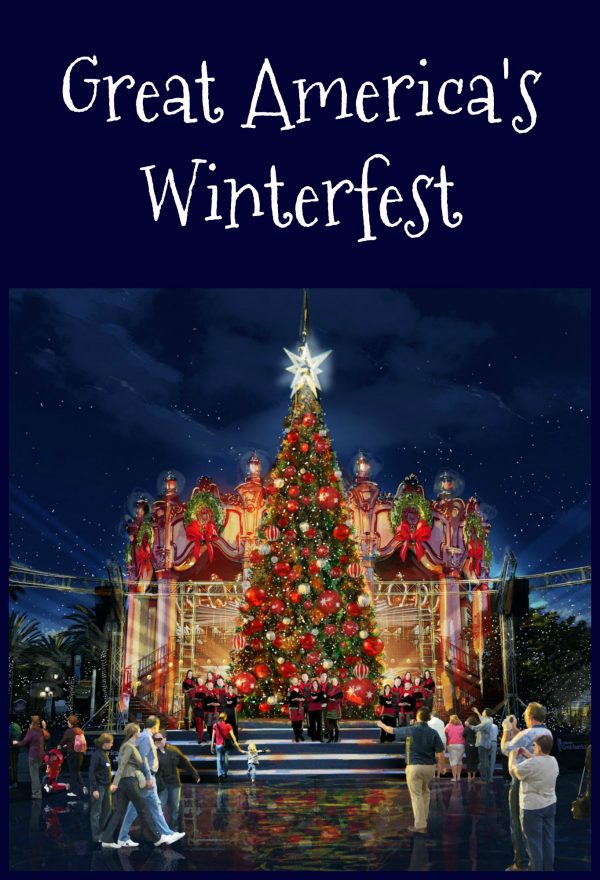 Family Fun for Everyone at Great America's Winterfest