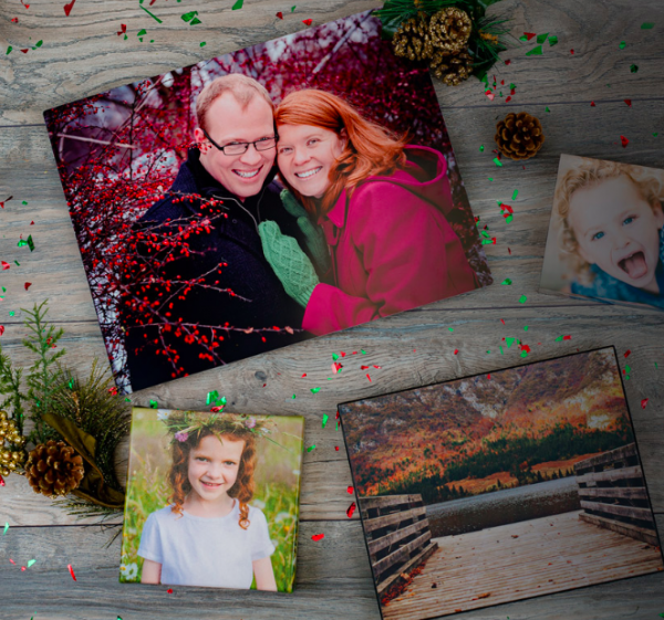 Holiday Photo Gifts from SmugMug