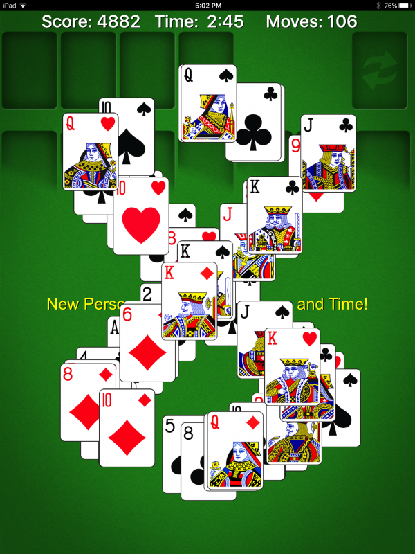 Solitaire Doesn't Have To Be Solitary: New Features in Solitaire