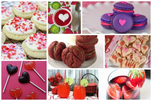 Favorite Valentine's Day Recipes