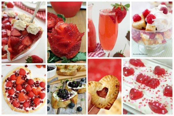 Delicious Dishes Berry Party