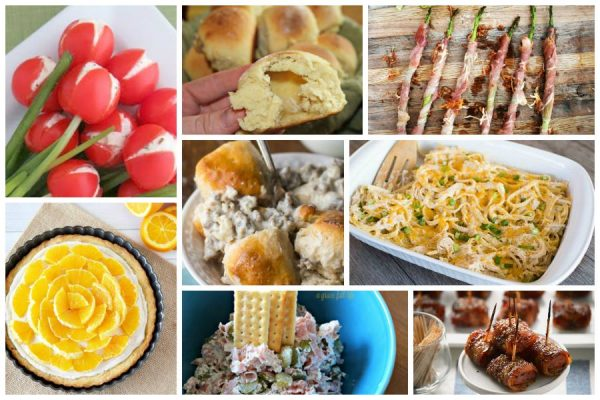 Roundup of Favorite Spring Recipes - Delicious Dishes Recipe Party 63