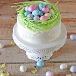 Easter Egg Nest Cake from Rose Bakes