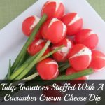 Tulip Tomatoes from More than a Mom of Three