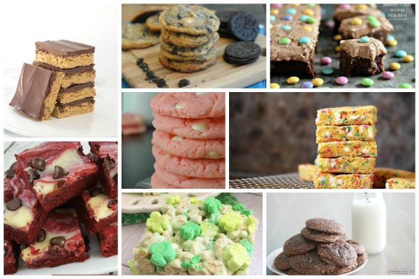 Favorite Cookies and Bars Recipes
