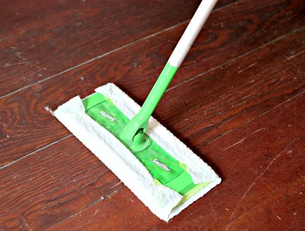 Cleaning Made Easy with Swiffer
