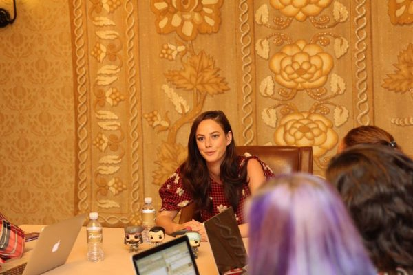 Kaya Scodelario talks about her role as Carina in Pirates of the Caribbean