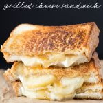 Caramel Apple Grilled Cheese Sandwich from Simply Stacie