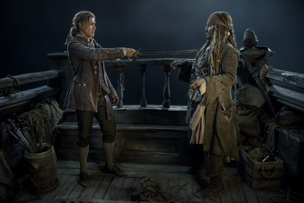 Brenton Thwaites talks on his role as Henry Turner in Pirates of the Caribbean
