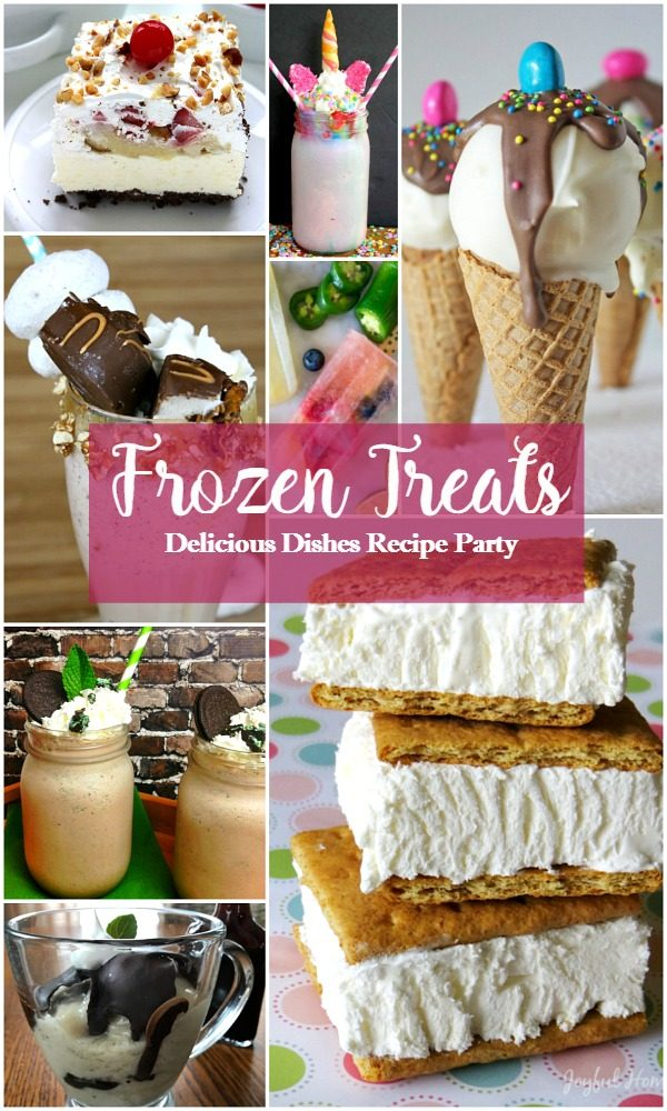 Roundup of Yummy Frozen Treats