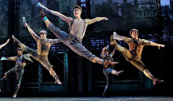 Disney Newsies Broadway Musical Family Movie Night On Digital