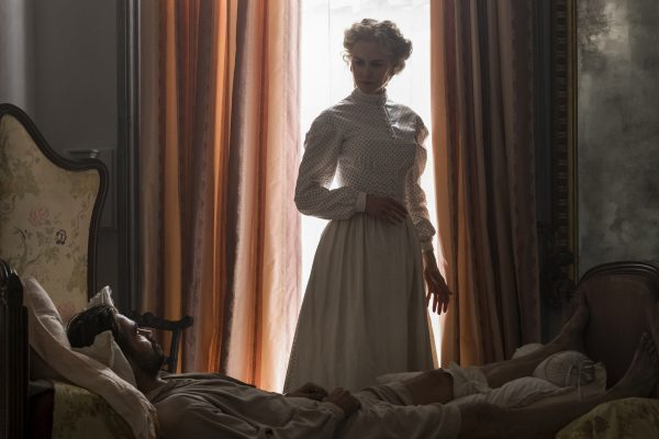 Repression, Seduction and Torment in The Beguiled