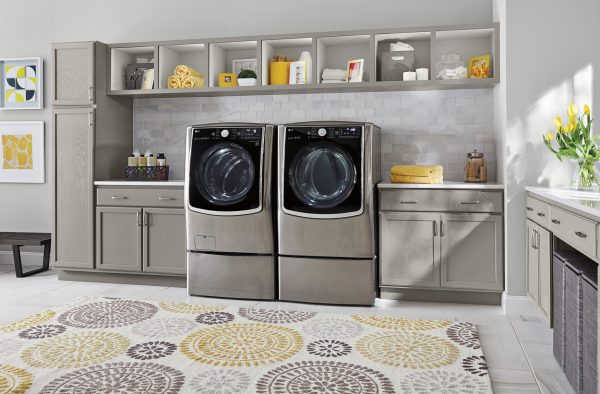 Benefits of Front Load Laundry