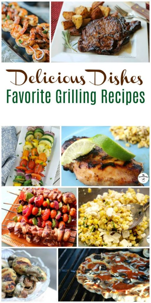 Favorite Grilling Recipes