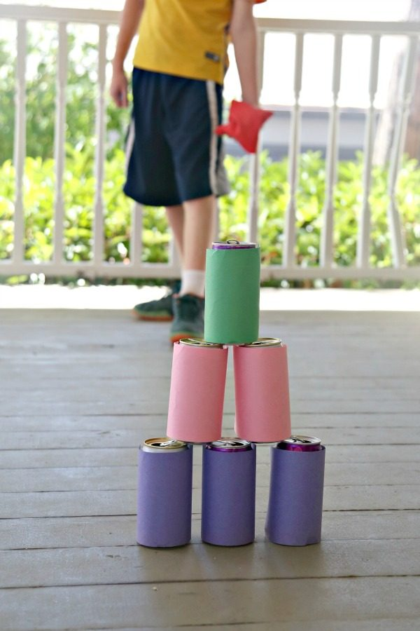 Family Relay Games for Summer Fun