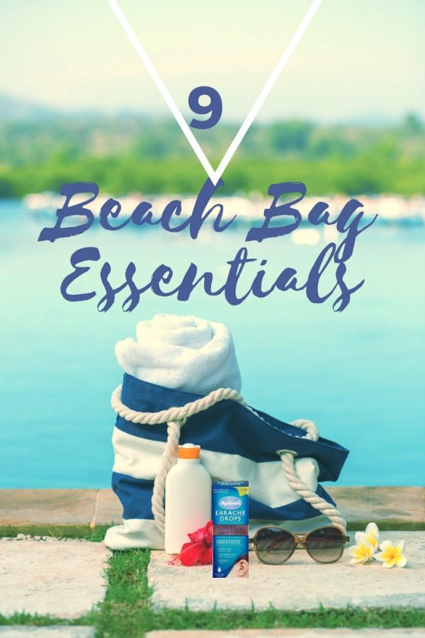 9 Beach Bag Essentials with all your summer swimming must-haves