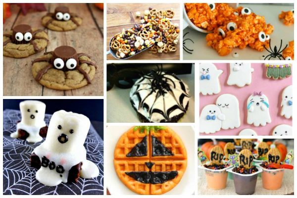Clever Halloween Recipes