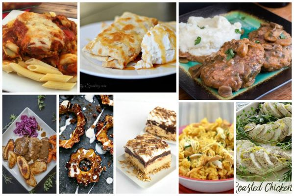 Comfort Food Recipes from something to warm your belly, and something to tickle your sweet tooth!