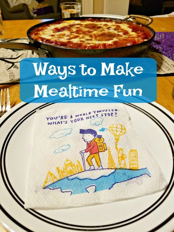 Ways to Make Mealtime Fun with Your Teens and Tweens