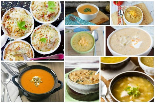 Comforting Soup Recipes