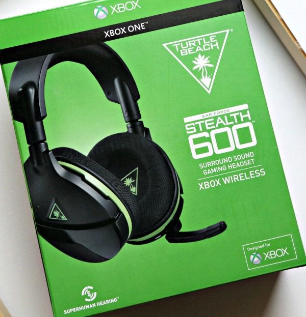 Improve Gaming with Turtle Beach Stealth 600 Headset