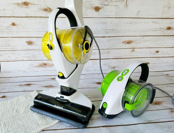 Nugeni Vacuum and Steam Mop