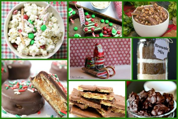 Home Baked Christmas Gifts