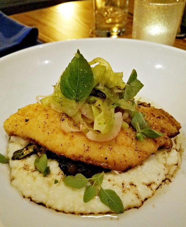 Cornmeal Crusted NC Catfish