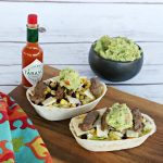 Santa Fe Steak Salad Taco Boats