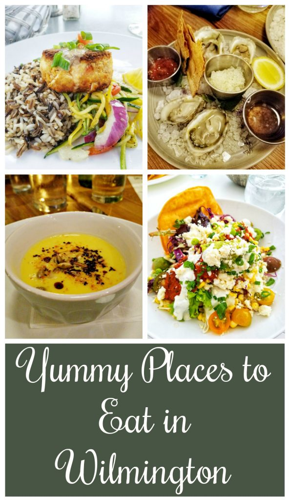 Yummy Places to Eat in Wilmington